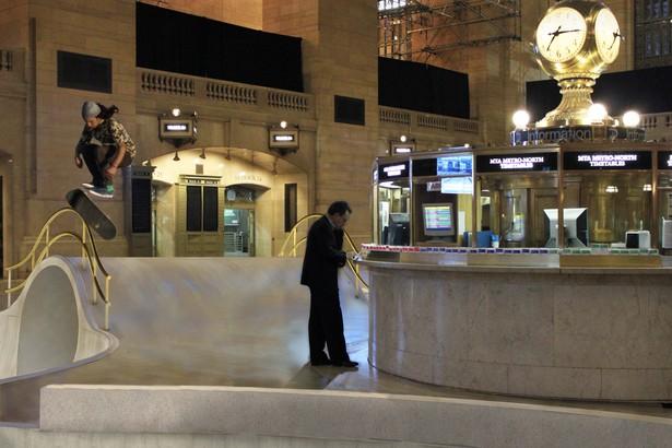 Grand Central Skate Park Image3