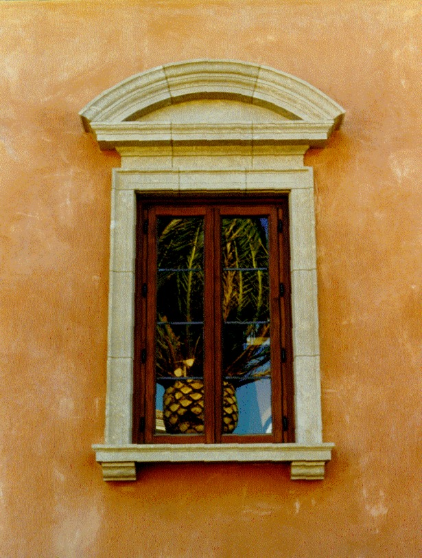 Guest House Window