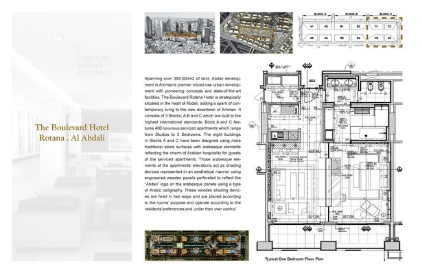 Abdali Boulevard - Page 1
