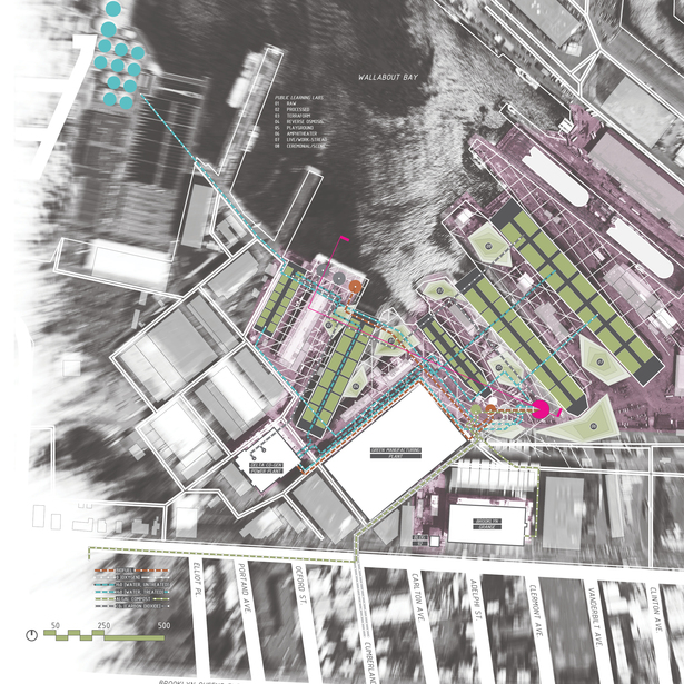 proposed refurbished Navy Yard