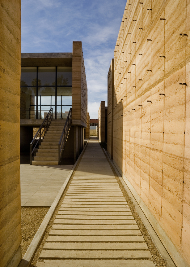 Escuela de Artes Plásticas - Taller de Arquitectura