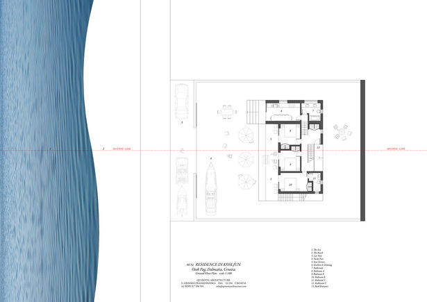 K02 GROUND FLOOR PLAN