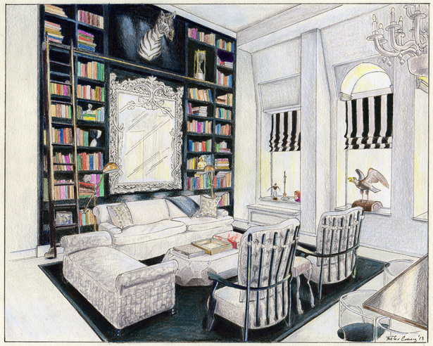 Bond Street Living Room