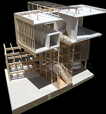 Detail Section Model