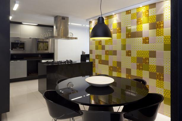 Brasília | Apartamento 210 | Detalhe da copa e cozinha