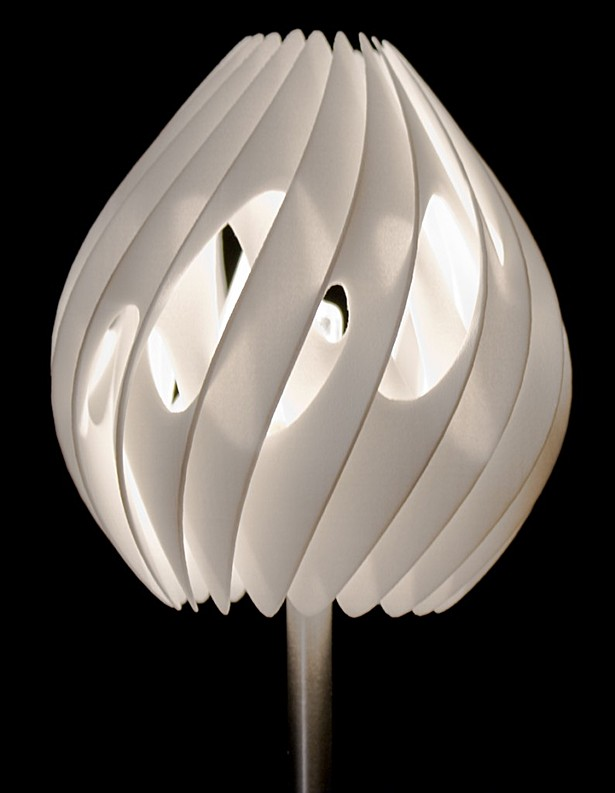 VOVA Lamp Side View 2