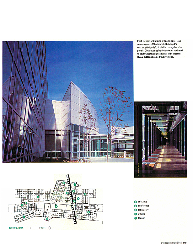 Page 6 - architecture: may 1998