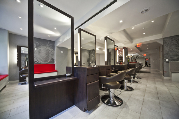 Roy Teeluck Salon Hair stations