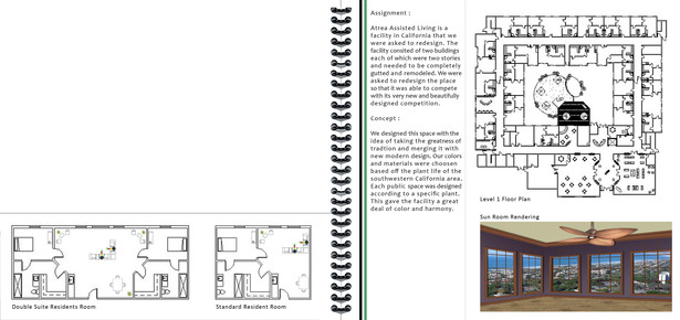 page 2 of Assisted Living Project