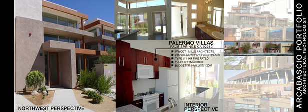 PALERMO VILLAS - PALM SPRINGS, CA - 2007