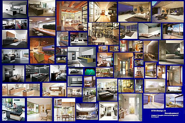 Interior look inspiration Image boards