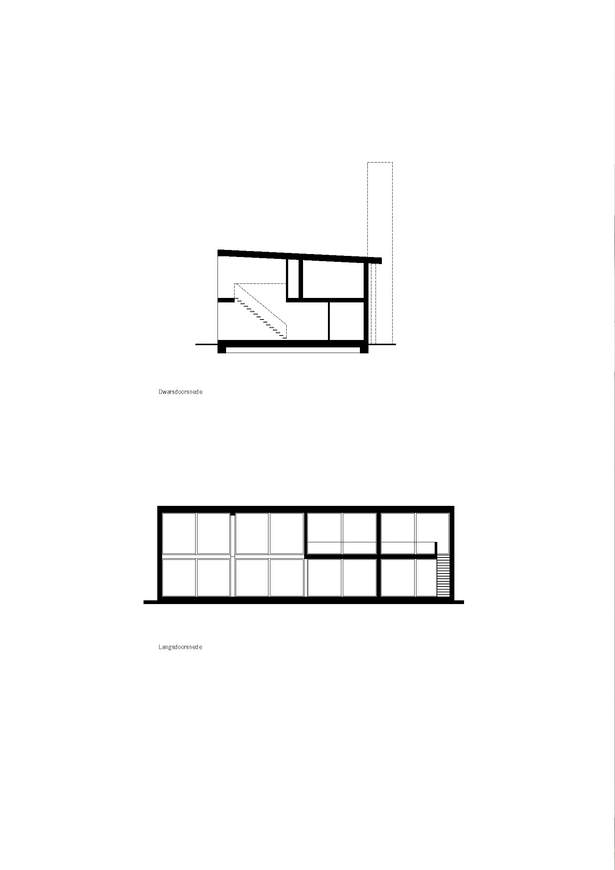 Claus en Kaan Architecten / Sections