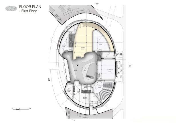 Museum Plan - First Floor