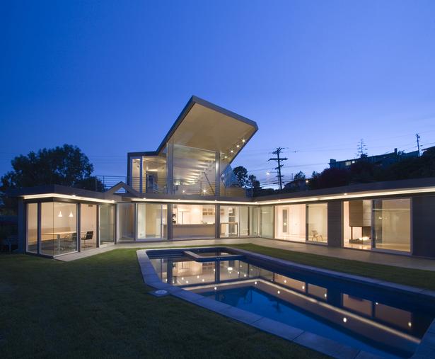 Tigertail brentwood california tighe architecture for Architecture contemporaine definition