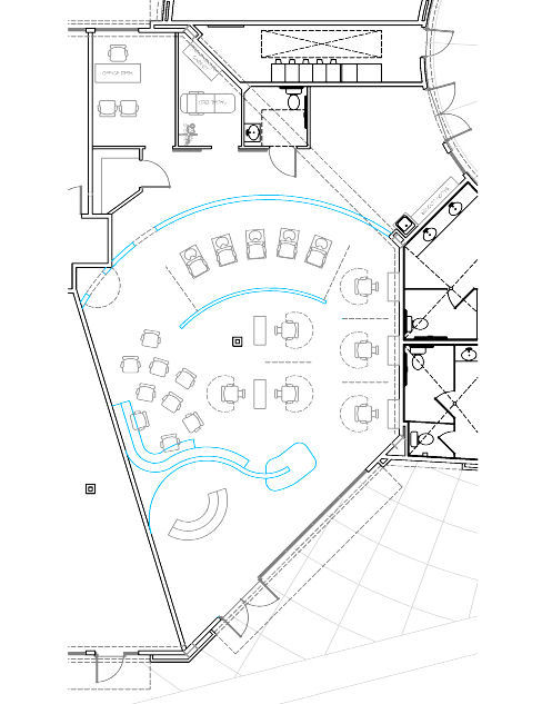 Lounge business plan