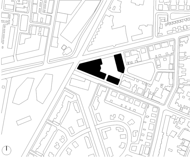 Claus en Kaan Architecten / Site Plan