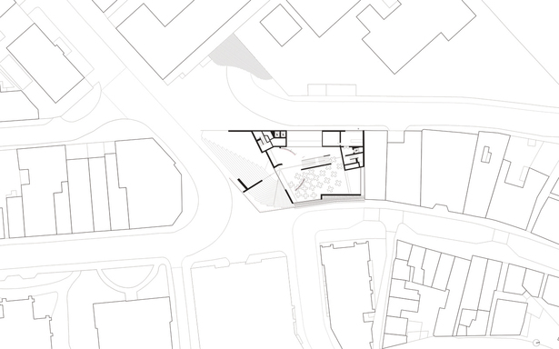Ground floor contextual plan