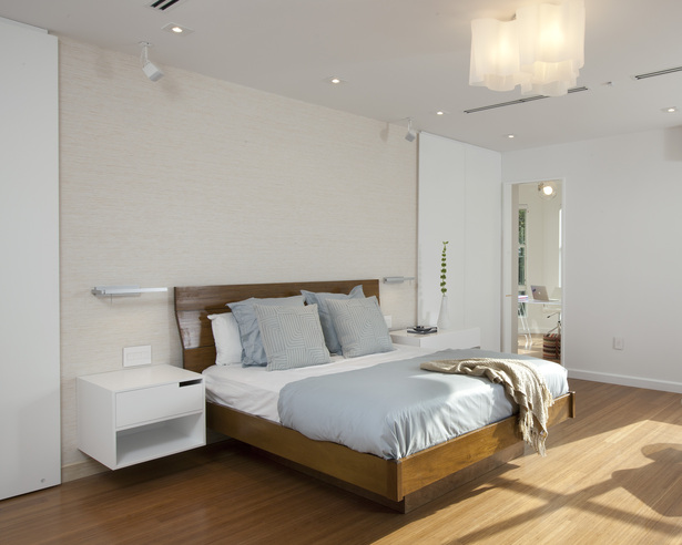 Master bedroom - Miami Interior Design