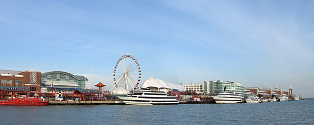 Navy Pier South Dock