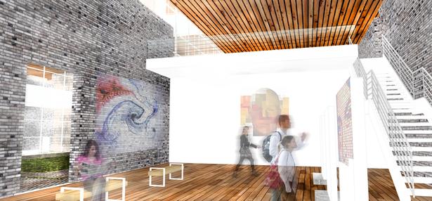 Gallery Interior