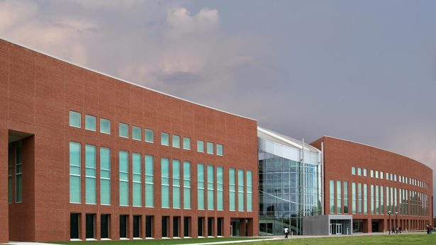 New Brooks Library at NSU, Photo by Michael Portman