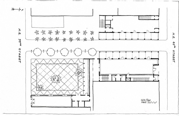 Floor Plan, sketch