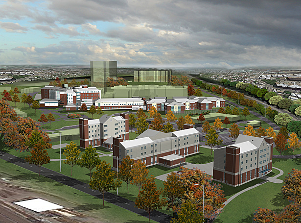 Bronx Psychiatric Center Master Plan