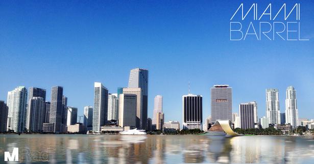 Downtown Miami Panoramic