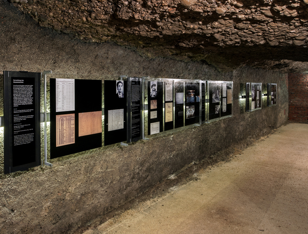 Death road: It leads from the first lists in 1946 to the registration of the concentration camp corpses incinerated in Steyr crematorium and