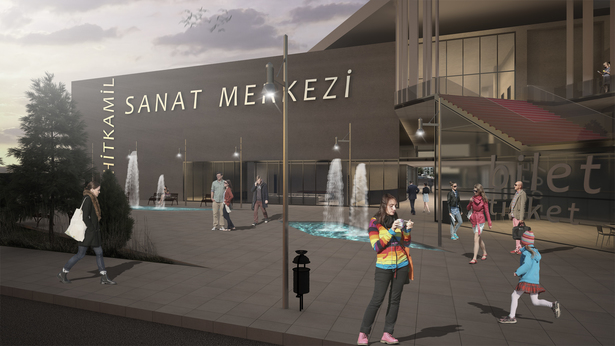 Art Center 3, Gaziantep, Turkey
