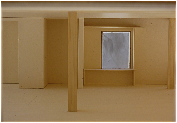 1:20 model - window seat