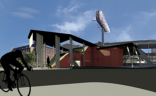From Germantown Ave.