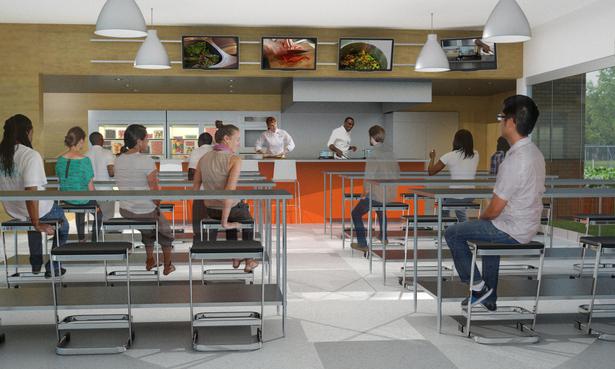 High School Art Classroom Design : Lincoln high school entrepreneurial culinary arts program