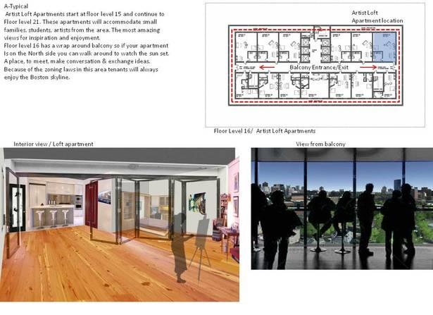 Studio Apartments- AutoCAD