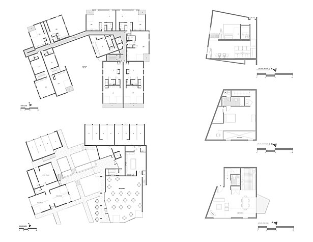 Drawings: Front Studio Architects