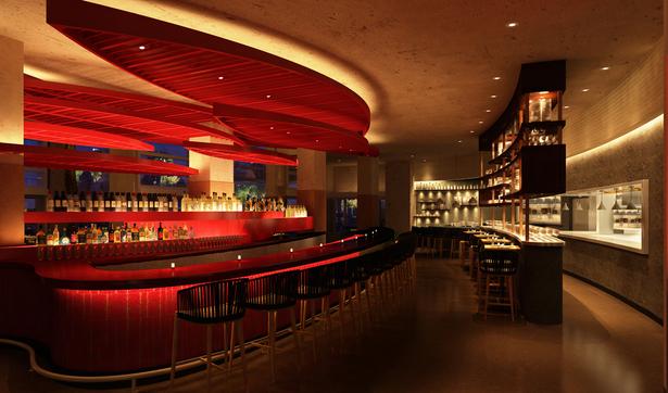 Bar / Entry