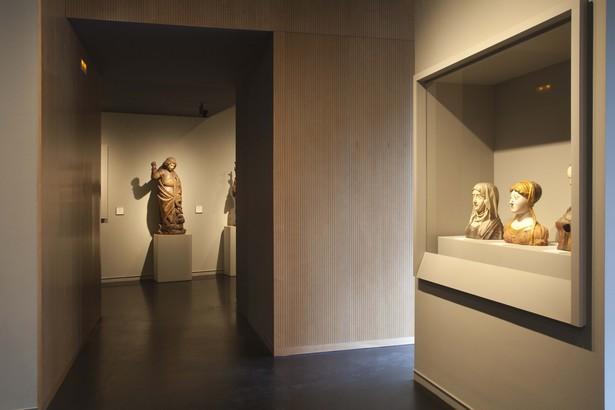Museu Frederic Mares _ SVArquitectura _ Santi Vives