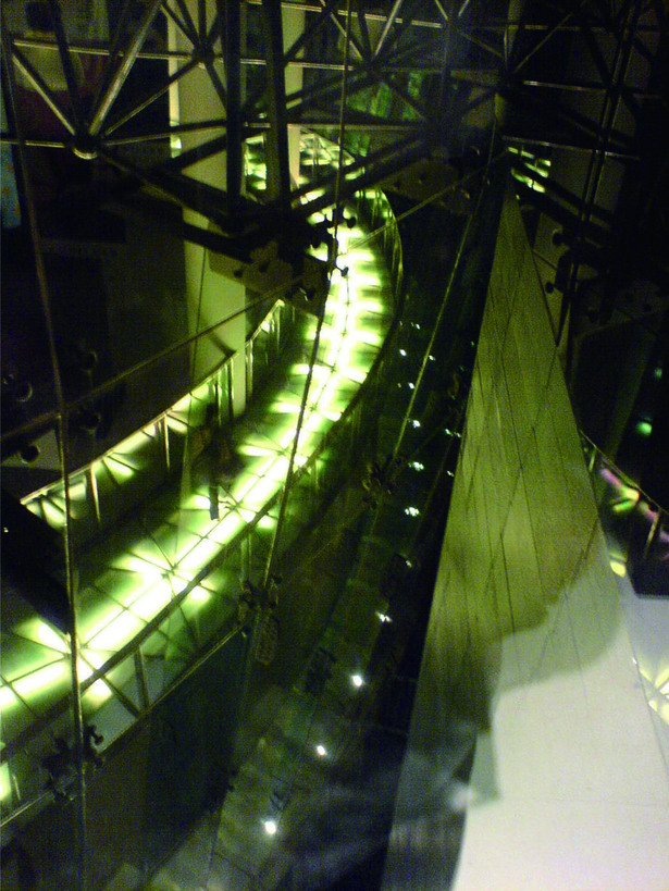 (JET) Shanghai MOCA Ramp