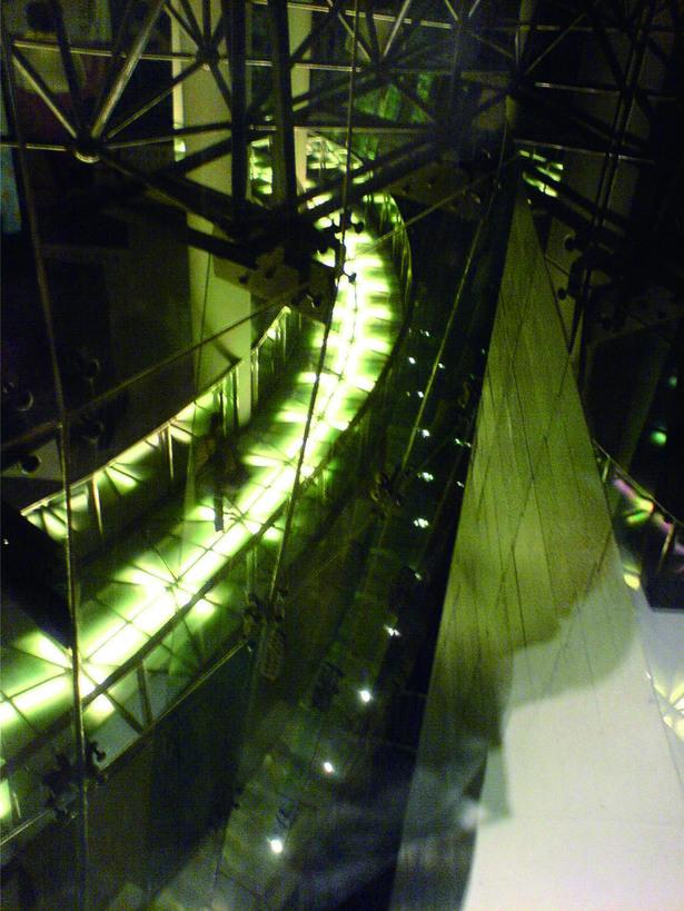(JET) Shanghai MOCA Ramp