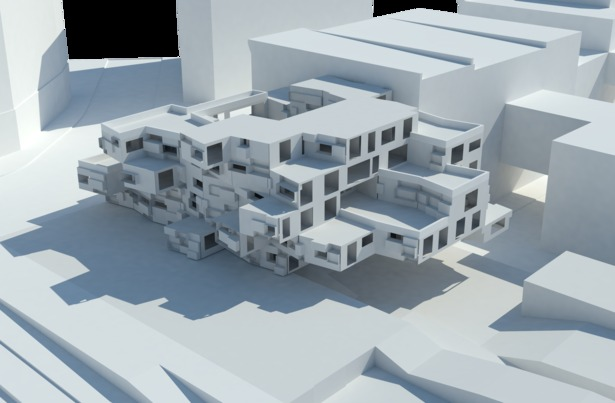 Final Render of overall design