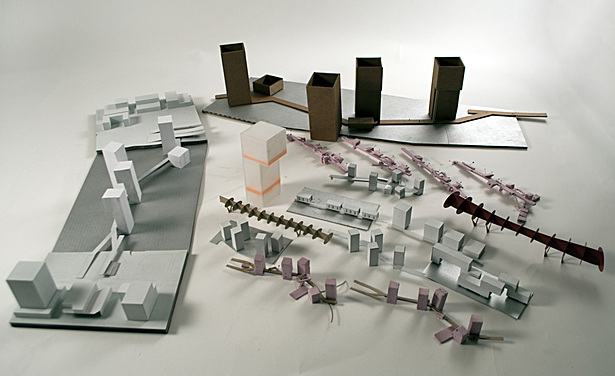 Selection of study models