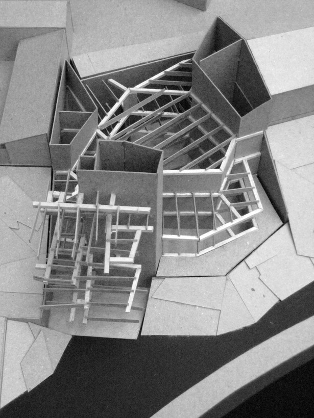 Structural study model