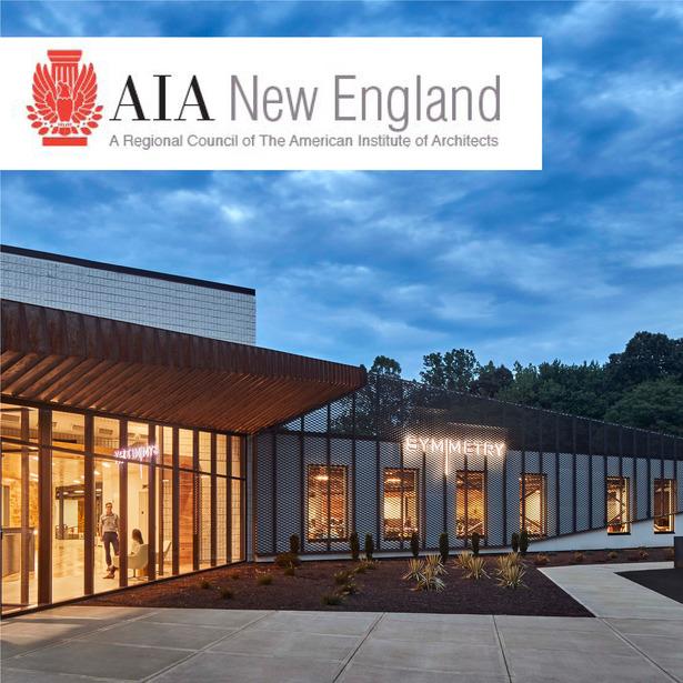 Amenta Emma Receives Two Aia New England Awards Amenta