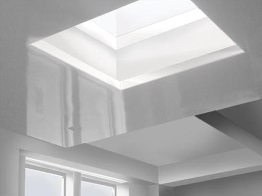 skylight / ceiling