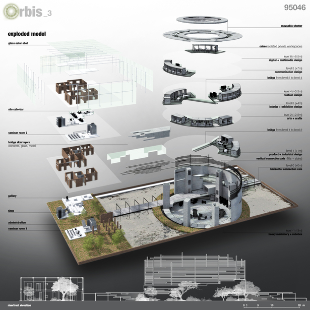 'The Revival of the Silo' competition >Orbis Project >board03