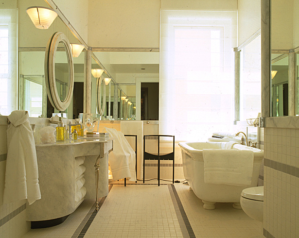 Pacific Heights, SF. Hall of Mirrors 2.