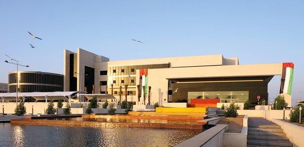 Al Qassimi Maternity And Pediatric Hospital Urbanism Planning Architecture Archinect