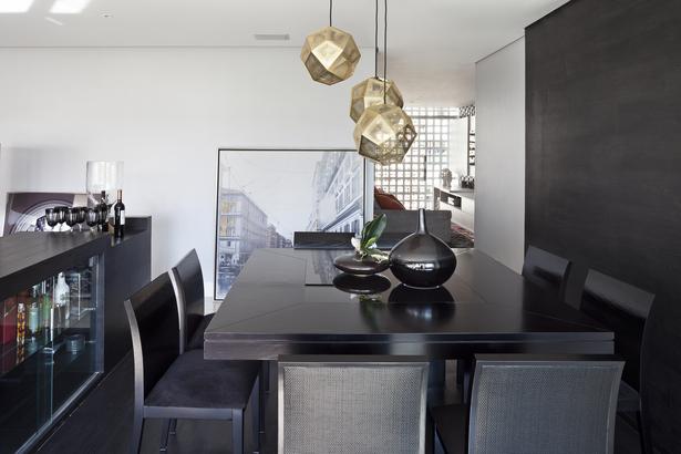 Brasília | Apartamento 210 | Detalhe da sala de jantar
