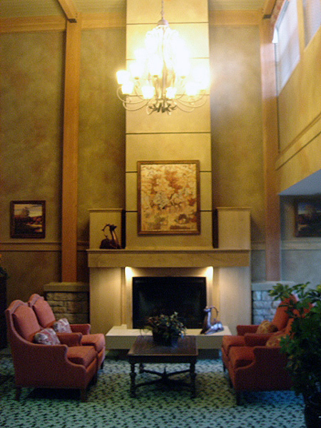 Entry Lounge