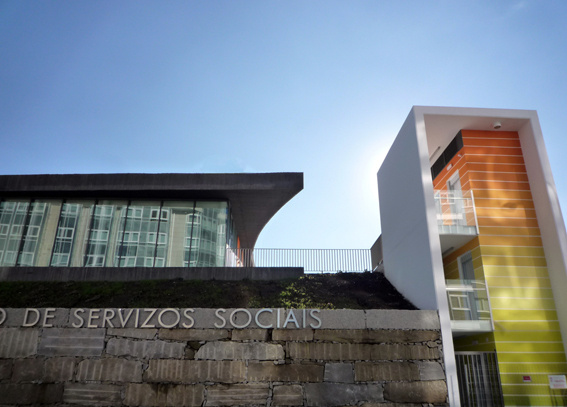 Center of Social Services in Montealto (A Corua. Spain) NAOS ARCHITECTURE